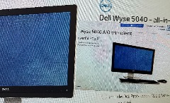 Dell Wyse 5040 AIO-All-In-One Thin Client