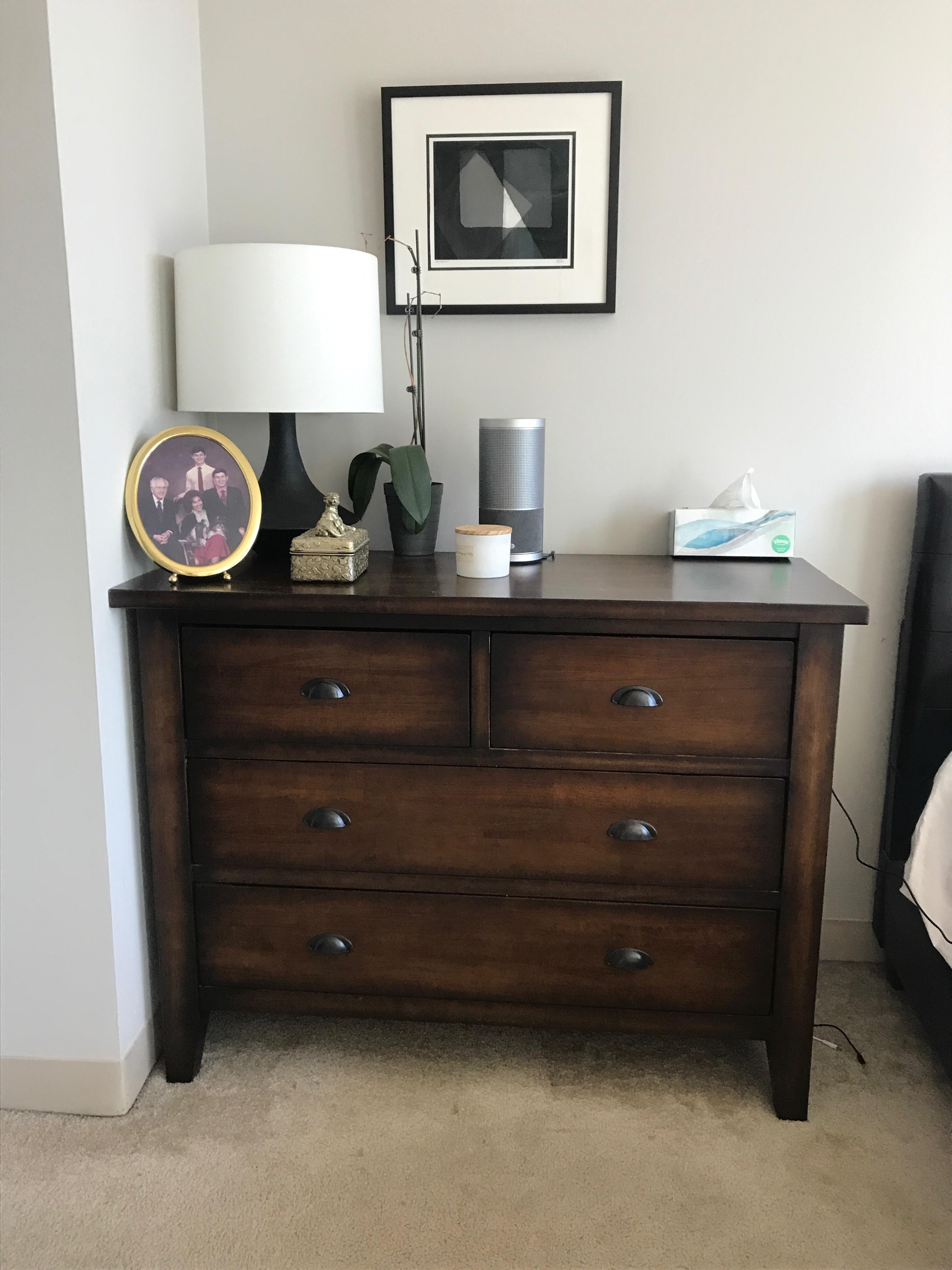 Future Heirloom Bedroom Dresser
