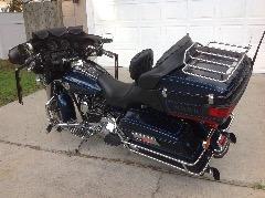 2001 Harley Davidson Ultra Classica Electraglide