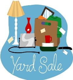 Family Yard Sale!