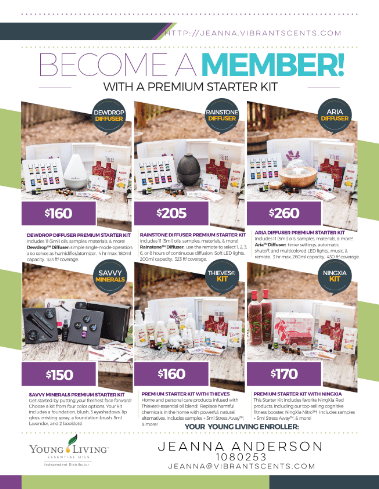 Essential Oils with Jeanna Inc.