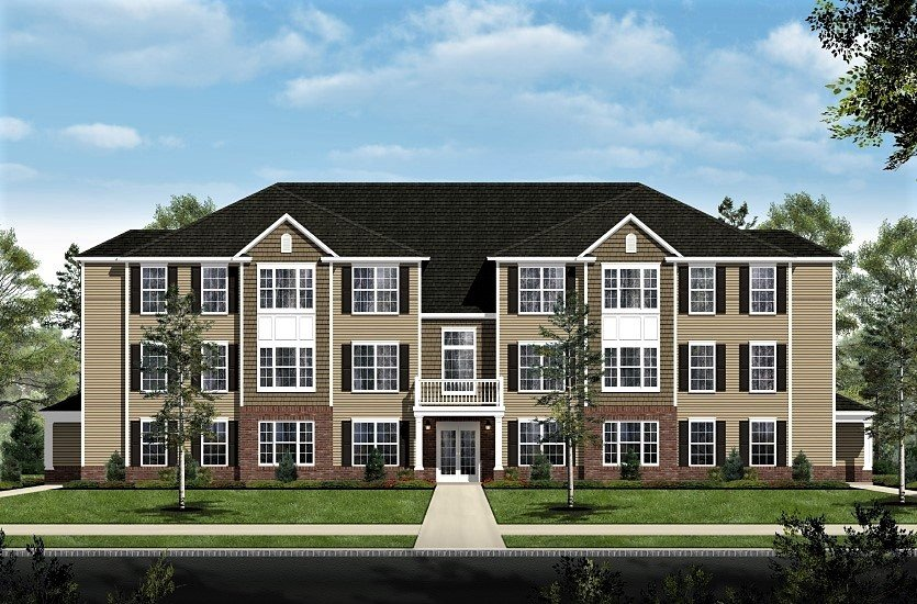 The Sedona Floor Plan For Sale in Chesterfield NJ
