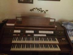 Old Baldwin Organ with Complete Pedalboard- FREE