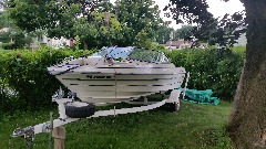 2002 Bayliner Classic 19 ft 135 hp