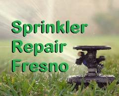 Sprinkler Repair Fresno