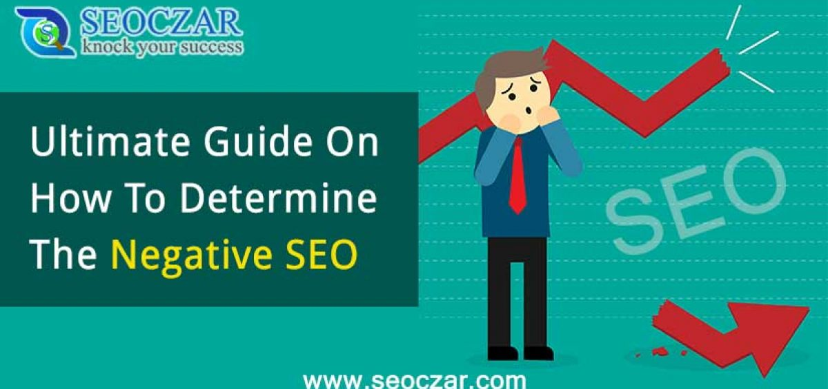 How To Determine The Negative SEO