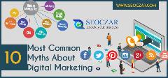Modern-Day Myths About Digital Marketing