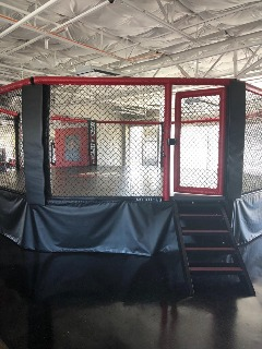 For Sale Pre_Owned UFC Octagon