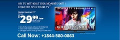 Spectrum TV Entertainment In Your Hands at $29.99 1866-723-6245  Call Now