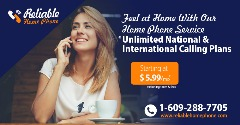 unlimited calling plans in New Jersey, US