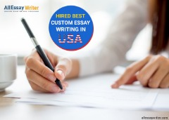 Hire best custom essay writings experts in USA | Allessaywriter.com