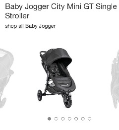 Baby Jogger City Mini GT Stroller (Brand New; Still in Box)