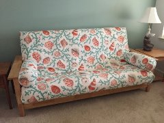 Queen Size Futon - used only twice
