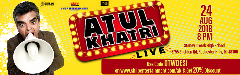 Atul Khatri Comedy Show In Detroit