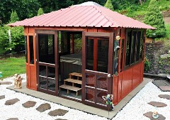 Buy Hot Tub Gazebo