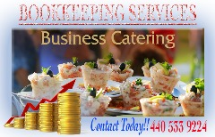 Looking For A Bookkeeper Of Catering Business?
