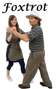 Social Dance with Foxtrot Lesson