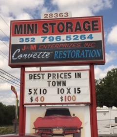 J&M Storage