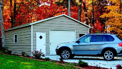 Affordable Prices of Metal Garages