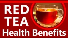 LOSE POUNDS WITH RED TEA
