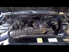1992 Ford Explorer moter