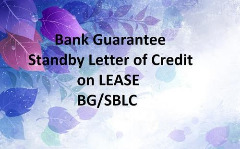 Direct Provider for BG/SBLC Specifically for Lease