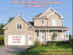 A+ Rated Service   Garage Door repair in Allen, 75071 TX