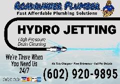 Plumbing ☑ Drain Cleaning Hydro Jetting ☑ Plumber