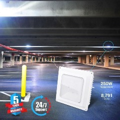 Buy Our Brightest LED Canopy Lights & start SAVING today.