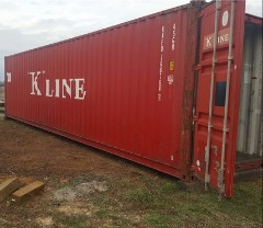 Shipping Containers starting at $2,500