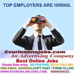 Offline / Online data entry jobs