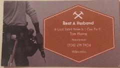 Rent A Husband Handyman