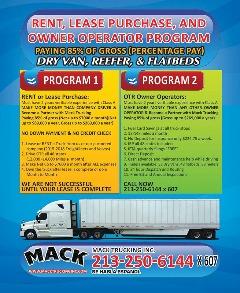 Truck Driver - Class A