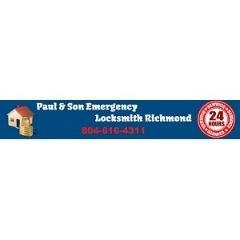 Paul & Son-Locksmith Emergency Richmond, VA