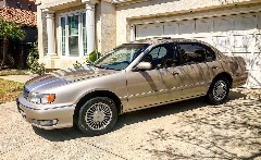 Excellent Condition Infiniti i30 Gold Package