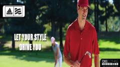 Adidas Golf Apparel, Sportswear Clothing