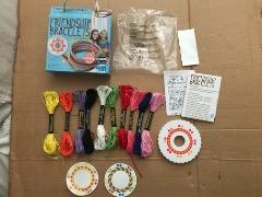 Friendship Bracelet Kit W/Box
