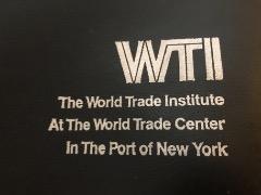 WTI World Trade Institute Portfolio Holder