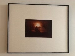 Framed Cabin Fine Art Photography Print