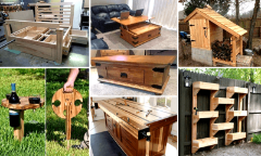 16,000 Diy woodworking projects for your yard and home