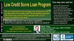 500 Credit Score- FHA Lender in 50 States