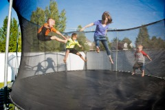 Buy Best Quality Heavy Duty Trampoline For Your Family