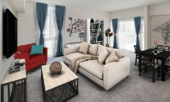 Up to $500 Off On Approved Credit for 2x2 Apartment