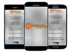 Telecom income premium rate number provider