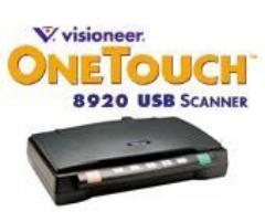 VISIONEER USB SCANNER - $75