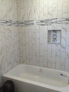 Tile Setter-Bathroom Remodels-Flooring-Kitchens-Fireplaces-Accent Walls