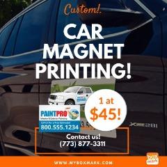 car magnets for realtors