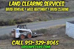 Land Clearing & Brush Removal Services - Free Estimates