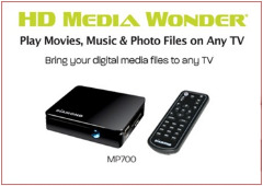 DIAMOND HD MEDIA WONDER MP700 - $50