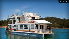$3000 HOUSE BOAT for rent at Lake Shasta from Aug 31-Sept 3rd (Lake Shasta)